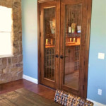 California Residential Custom Wine Cellar Aliso Viejo Barnes Orange County Project