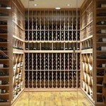 Residential Custom Wine Cellars Project St. Louis Missouri Key Design Features
