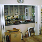 Residential Renovation - Custom Wine Cellars Santa Ana California