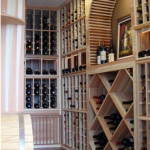 Laguna Beach View - Orange County California Custom Wine Cellars