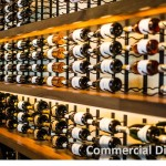 Commercial Racking Wine Display Nikita