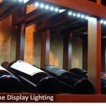Wine Display Lighting Project