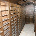 Newport Beach Coast Library Project - Custom Wine Cellars California Builders