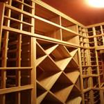 Semi Custom 828 Small Wine Room Cellar Project in South Salem New York