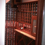 Fabulous Custom Wine Cellar with Cigar Humidor - Baltimore Maryland