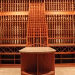 New Custom Wine Cellar in Los Angeles California