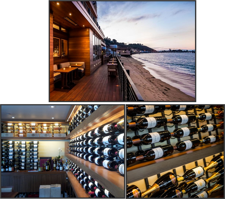 A Beautiful Commercial Wine Cellar