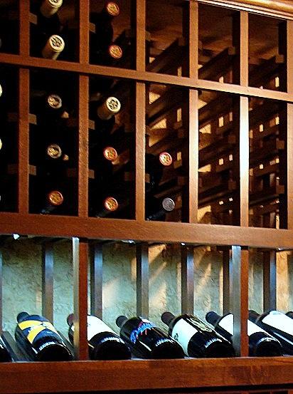 Philippine Mahogany Wine Racks