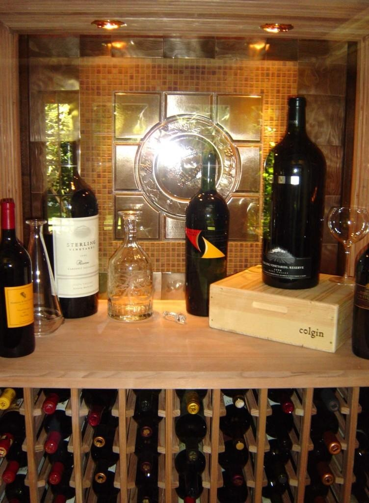 Wines need an Ideal Storage Solution